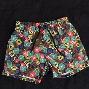 Louis Vuitton Swim Trunks Size XL NWT